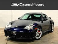2003 Porsche 911 TURBO WITH NAV,SUPER CLEAN,CANADIAN